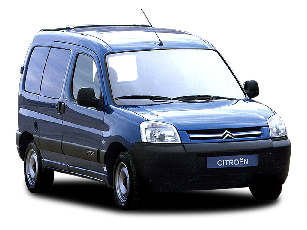 Light Commercial Vehicles for Berlingo