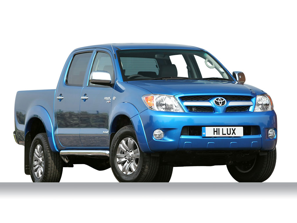 Towbars for Toyota Hi-Lux PickUp