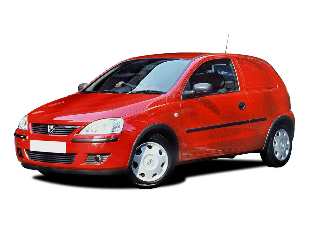 Light Commercial Vehicles for Corsa