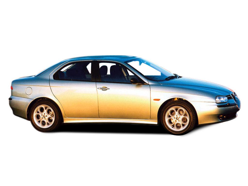 Alfa Romeo 156 Saloon, 932 (All variants) 1998 - 2006