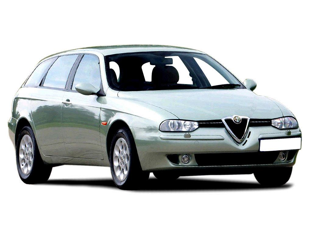 Alfa Romeo 156 Estate, 932 1998 - 2006