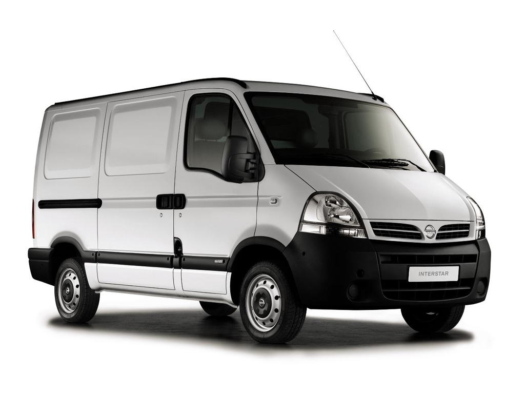 Light Commercial Vehicles for Interstar