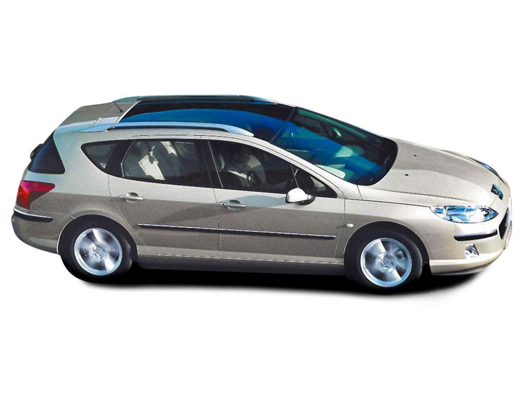 Towbars for Peugeot 407 Estate