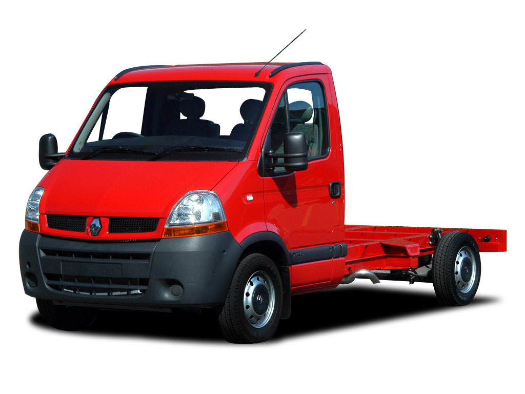 Towbars for Renault Master Chassis Cab