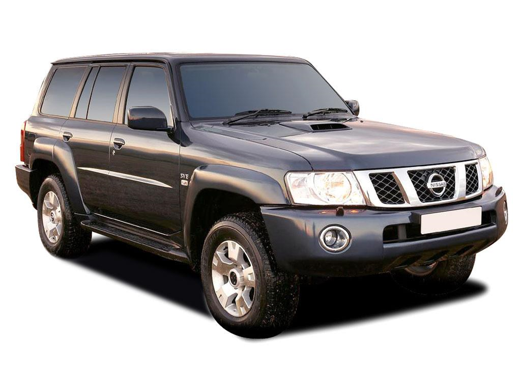 Towbars for Nissan Patrol ATV/SUV
