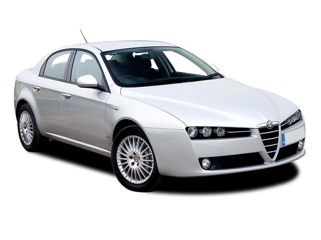 Alfa Romeo 159 Saloon, 939 (Exc. Twin Exhaust & GTA 250HP) 2006 - 2007