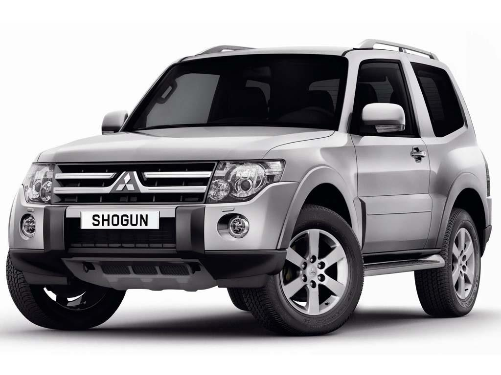 Towbars for Shogun