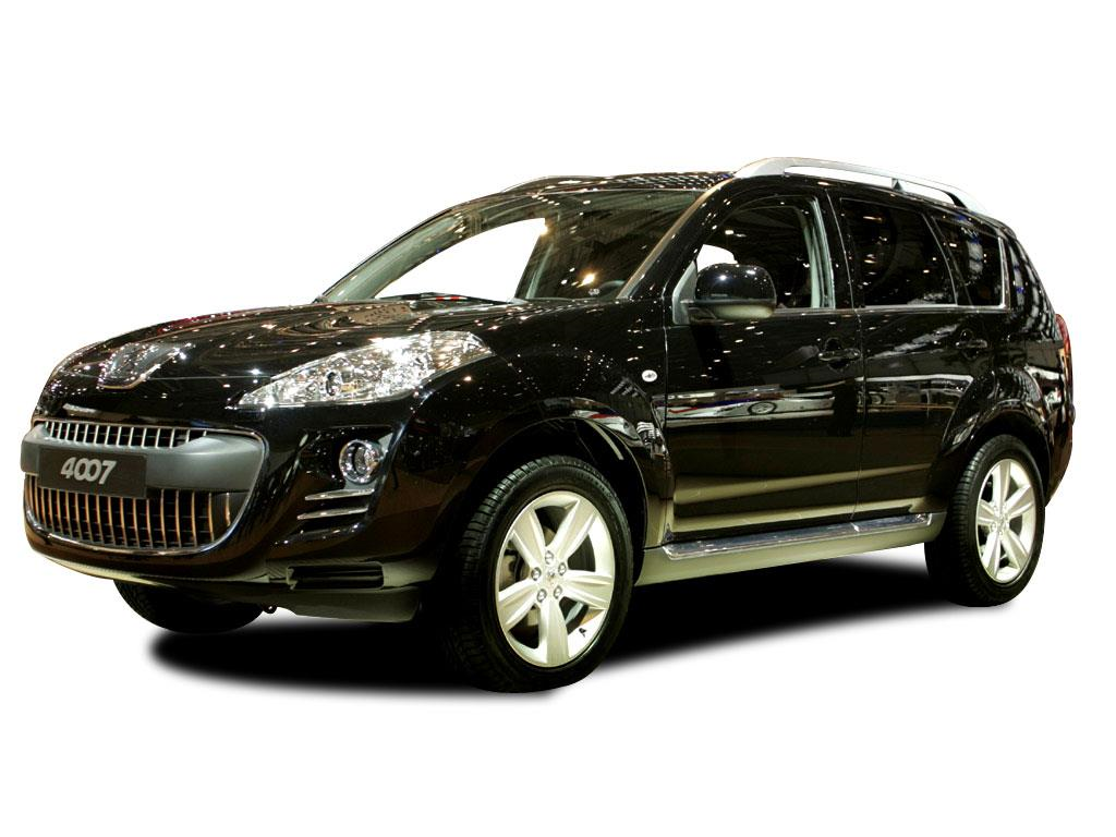 Towbars for Peugeot 4007 SUV