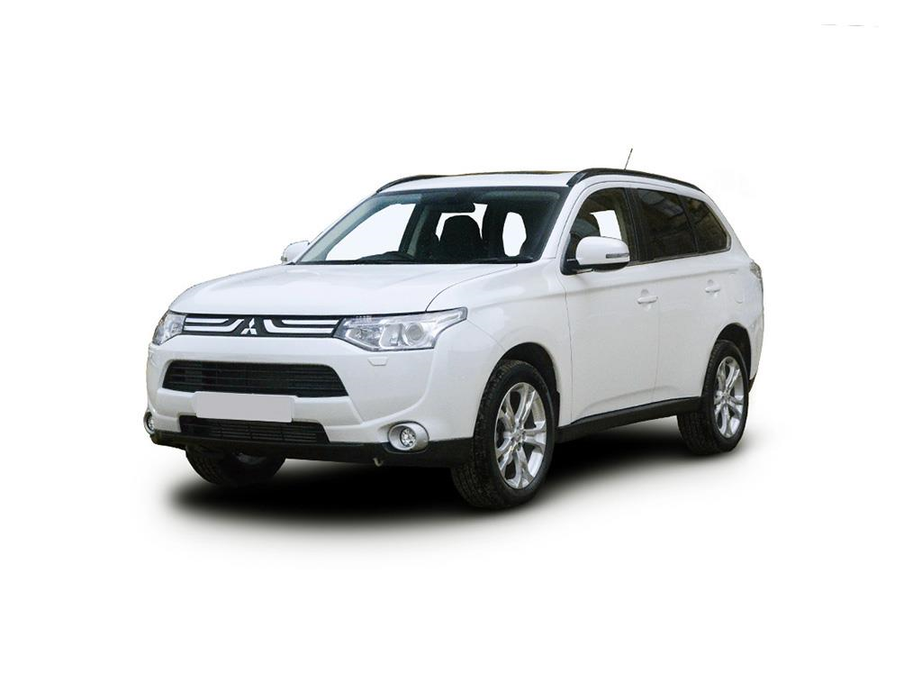 Towbars for Mitsubishi Outlander Estate