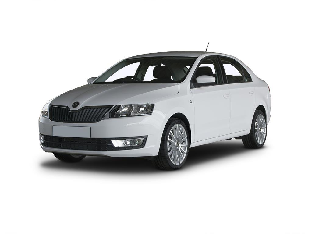 Towbars for Skoda Rapid Hatchback