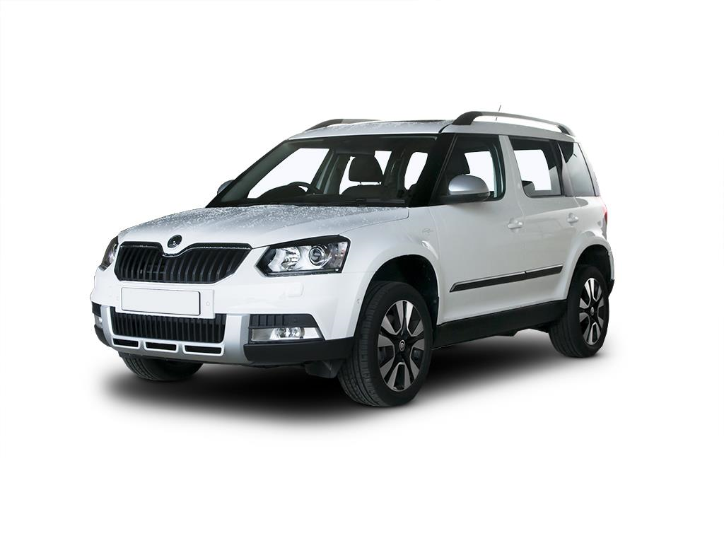 Towbars for Skoda Yeti SUV