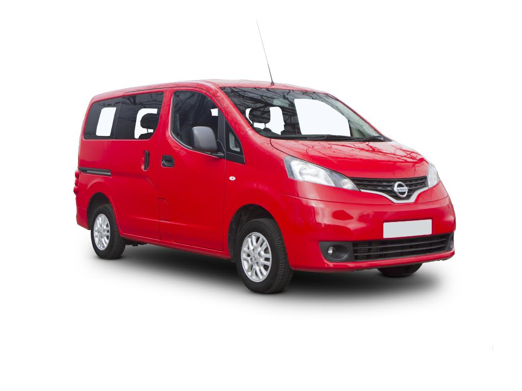 Light Commercial Vehicles for NV200