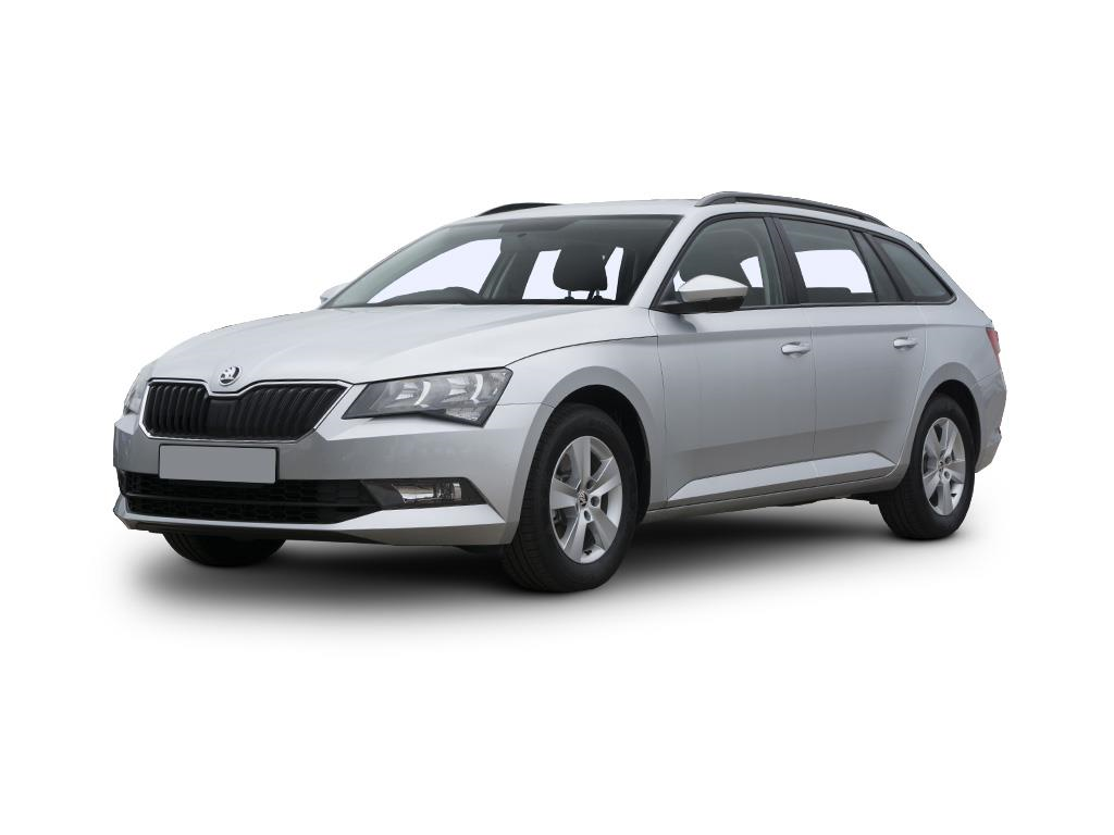 Towbars for Skoda Superb Estate
