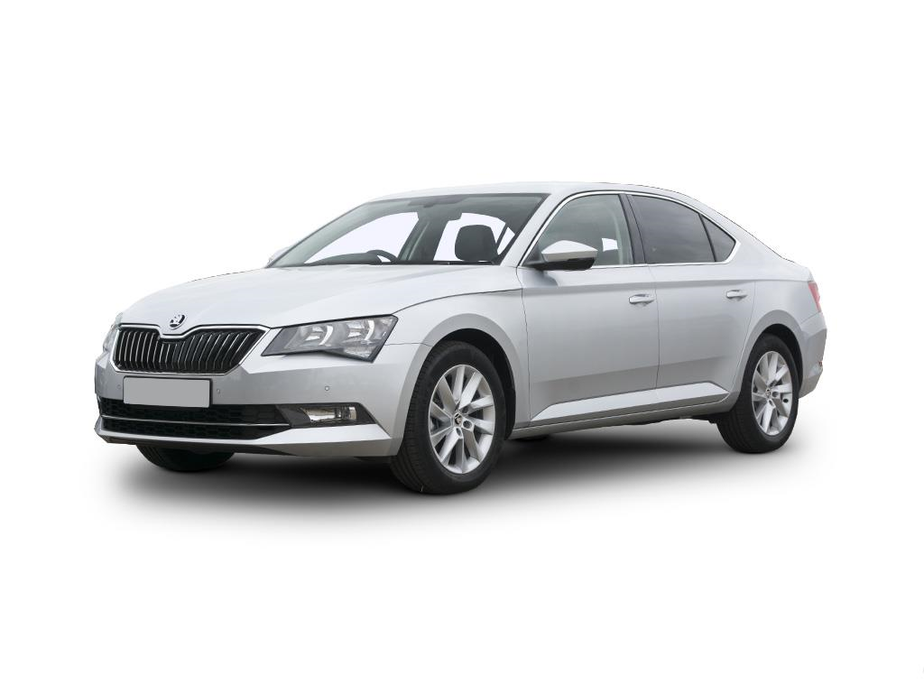 Towbars for Skoda Superb Hatchback