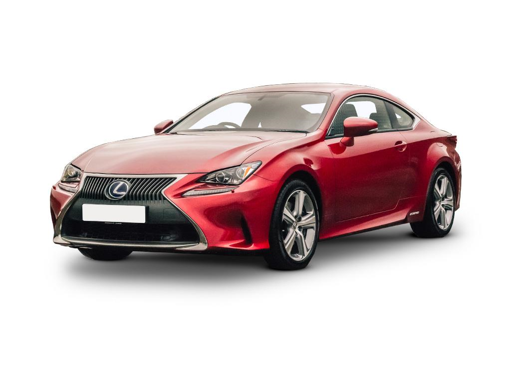 Towbars for Lexus RC300 Coupe