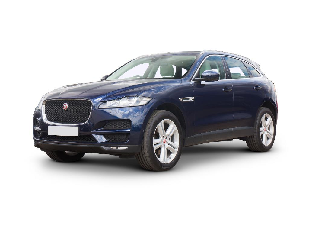 Towbars for Jaguar F Pace SUV