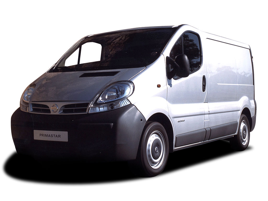 Light Commercial Vehicles for Primastar