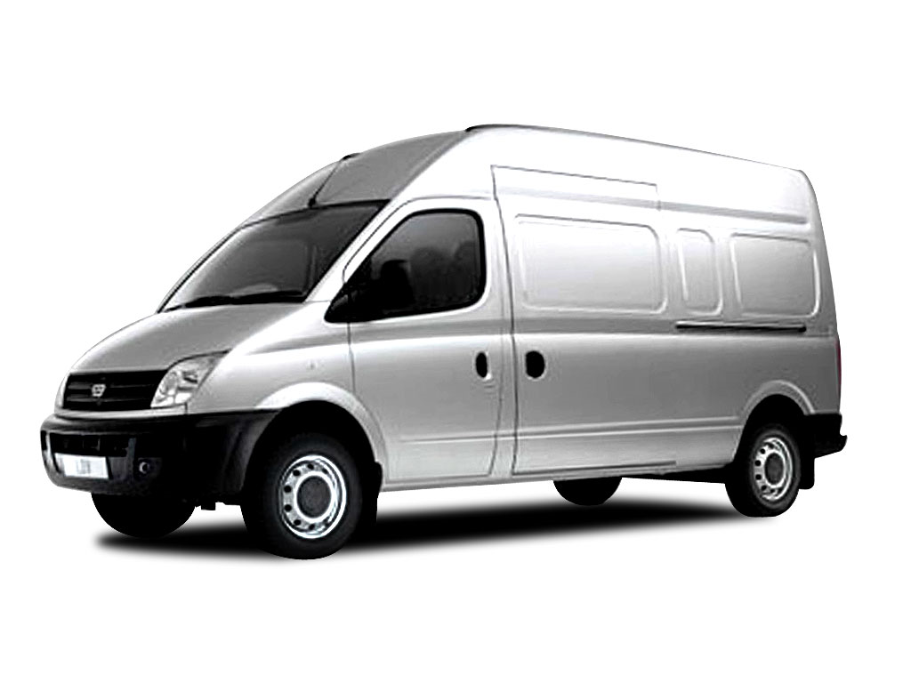 Light Commercial Vehicles for Maxus