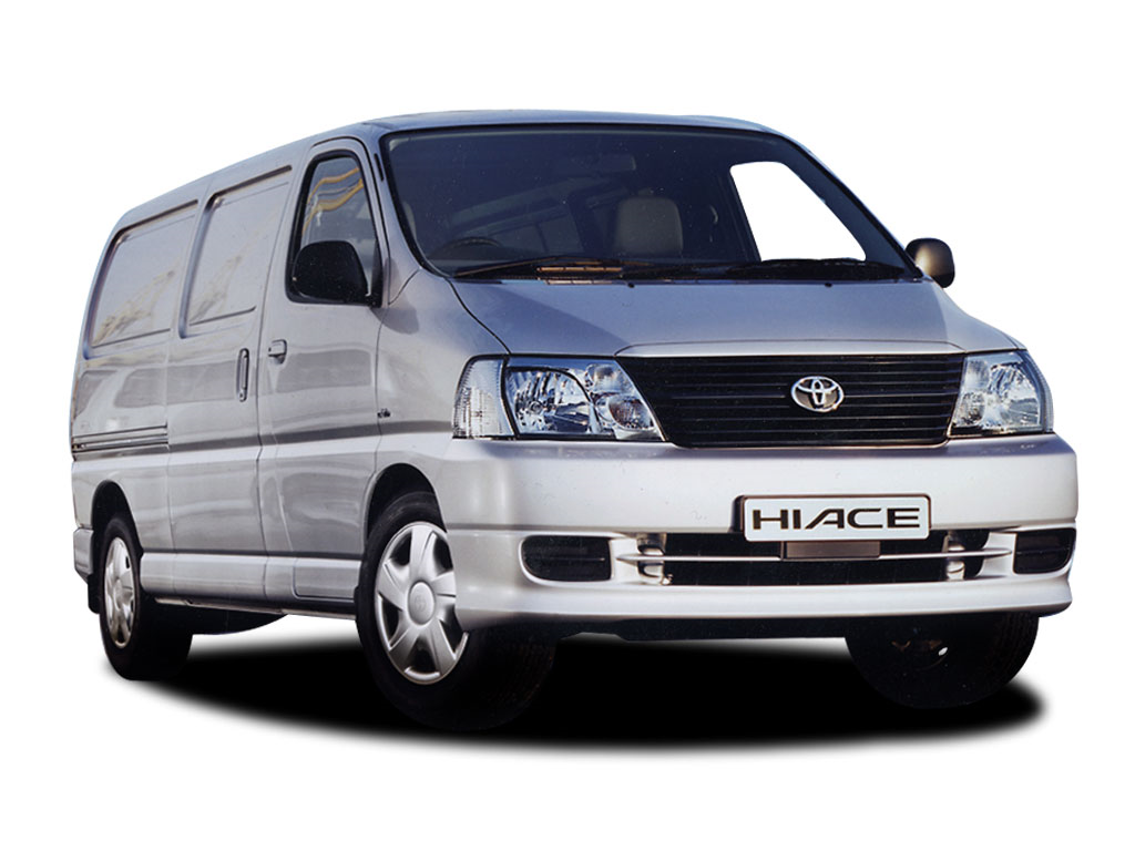 Light Commercial Vehicles for Hi-Ace