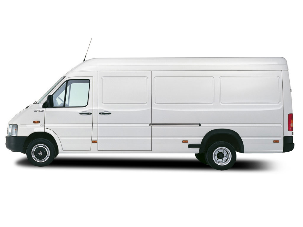 Light Commercial Vehicles for LT