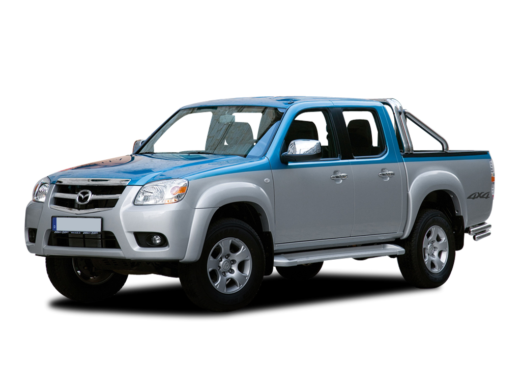 Towbars for Mazda BT50 PickUp