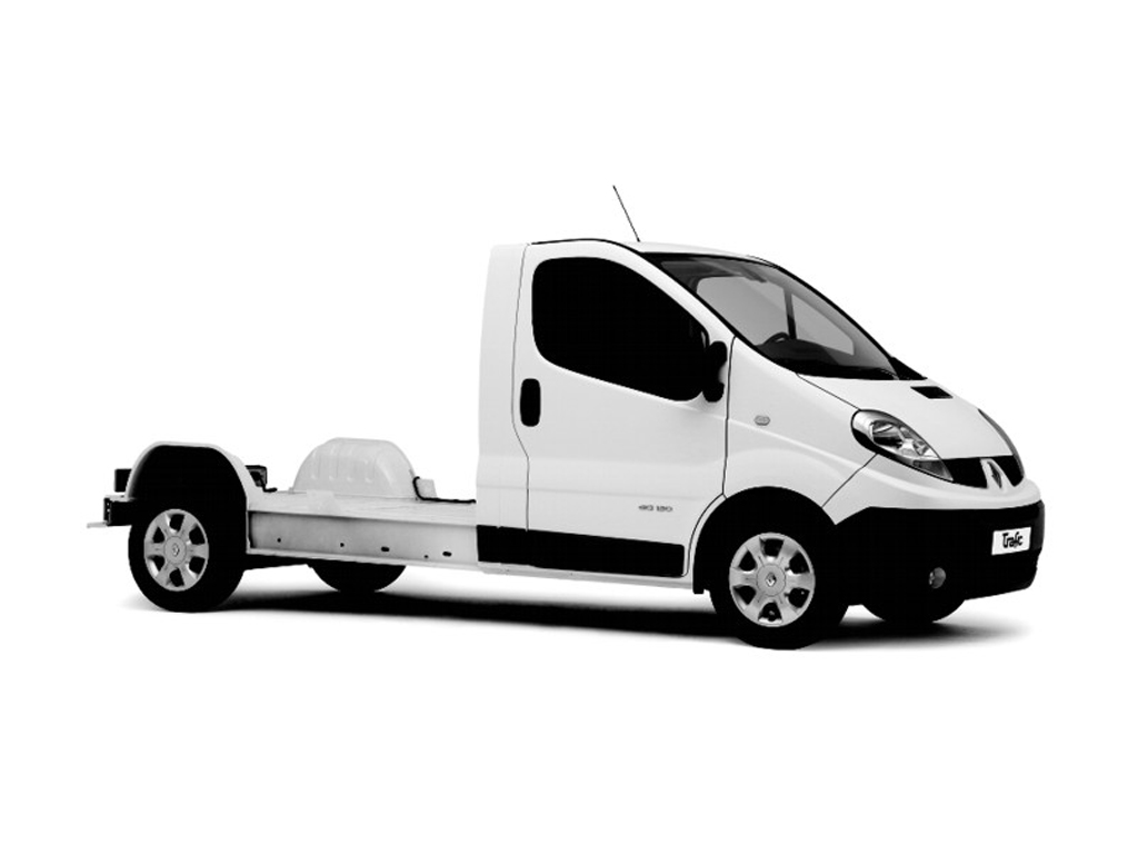 Towbars for Renault Trafic Chassis Cab
