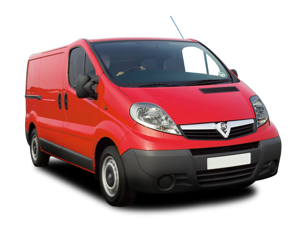 Light Commercial Vehicles for Vivaro