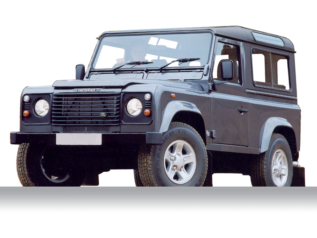 Towbars for Defender