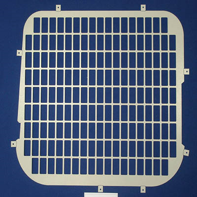 Window Grilles for the Ford Transit from 2000 - 2014