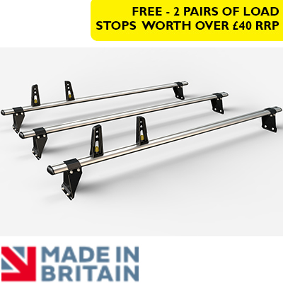 3x HD ULTI Bars by Van Guard