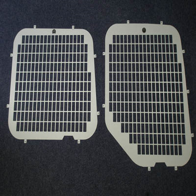 Window Grilles for the Vauxhall Movano from 2010 on