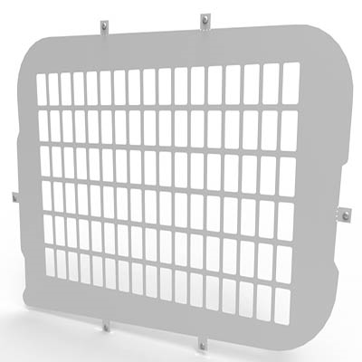 Side Window Grilles for the Vauxhall Combo from 2012 on