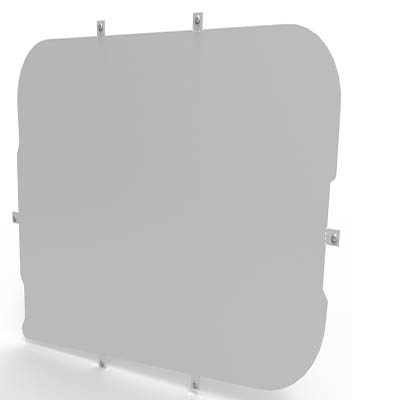 Side Window Blanks for the Vauxhall Combo from 2012 on