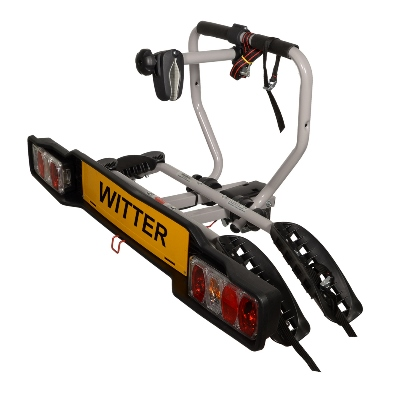 Witter Bolt-on Towball Mounted 2 Bike Cycle Carrier *Pre-Order NOW With Delivery from 30/11