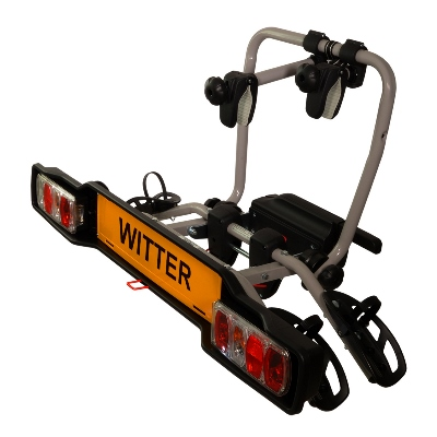 Witter Clamp-On Towball Mounted 2 Bike Cycle Carrier