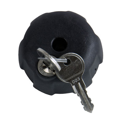 1 Lockable hand wheel