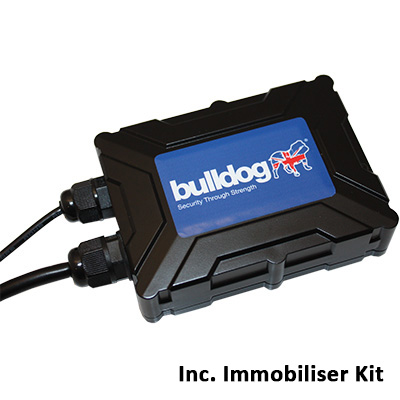Bulldog TR36 GPS Vehicle Tracker including Immobiliser Kit