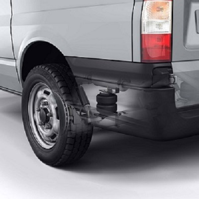 Semi Air Suspension Ford Transit 2006-2014 (FWD/AWD)