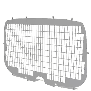 Window Grilles for the Vauxhall Combo from 2012 on