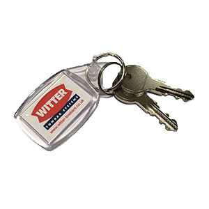 Witter Cycle Carrier Keys